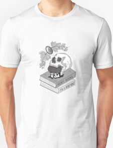 Heavy Books For A Heavy Heart T-Shirt