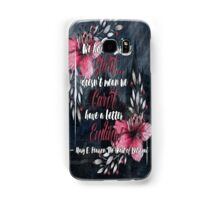 The Heart of Betrayal - Mary E. Pearson Samsung Galaxy Case/Skin