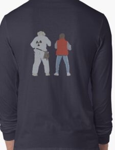 Back (s) to the Future  Long Sleeve T-Shirt
