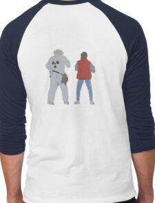 Back (s) to the Future  Men's Baseball ¾ T-Shirt