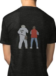 Back (s) to the Future  Tri-blend T-Shirt