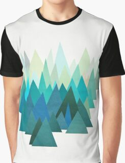 Cold Mountain Graphic T-Shirt