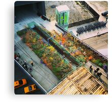 Above The High Line Canvas Print