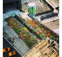 Above The High Line Photographic Print