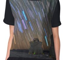 Star trails in Chile Chiffon Top