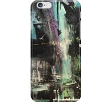 Abacus - Modern Abstract painting iPhone Case/Skin