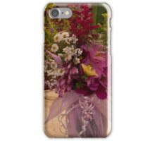 Flowers For Ruby iPhone Case/Skin