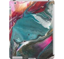 Walking Lightly - Modern Abstract Painting iPad Case/Skin