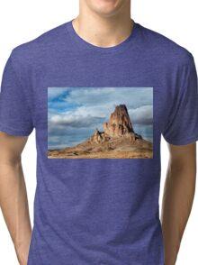 Agathla Peak Tri-blend T-Shirt