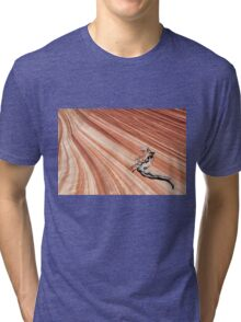 North Coyote Buttes Tri-blend T-Shirt