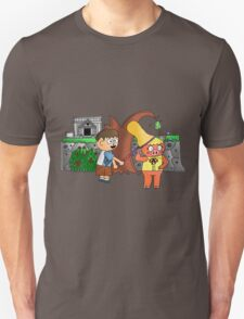 LEAVE MY TOWN! T-Shirt