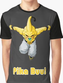 Pika Buu Graphic T-Shirt