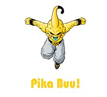 Pika Buu Photographic Print