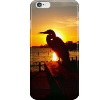 Heavenly Heron iPhone Case/Skin