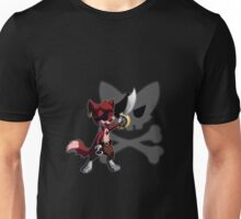 Chibi Foxy the Pirate Unisex T-Shirt