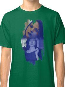 Regina Mills - brush effect Classic T-Shirt