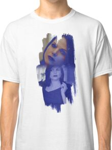 Regina Mills - brush effect Classic T-Shirt