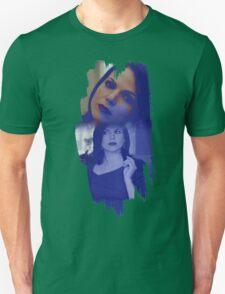 Regina Mills - brush effect Unisex T-Shirt