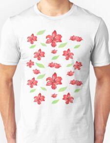 Lilienpracht - Blooming lilies T-Shirt