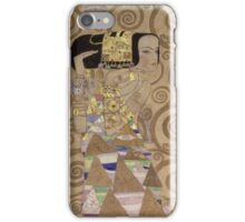 Gustav Klimt - Expectation - Klimt - iPhone Case/Skin