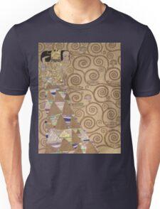 Gustav Klimt - Expectation - Klimt - Unisex T-Shirt