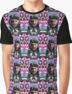 soldier Graphic T-Shirt