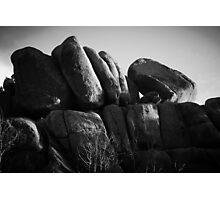 Rocks of Vedauwoo Photographic Print