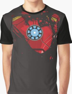 Ripped Reactor Graphic T-Shirt