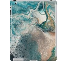 Sq3 Abstract Modern Painting iPad Case/Skin