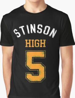 STINSON HIGH 5 (second version) Graphic T-Shirt