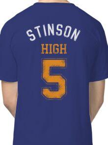 STINSON HIGH 5 (second version) Classic T-Shirt