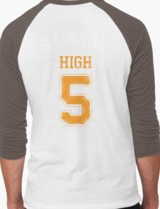 STINSON HIGH 5 (second version) Men's Baseball ¾ T-Shirt