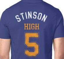 STINSON HIGH 5 (second version) Unisex T-Shirt