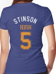 STINSON HIGH 5 (second version) Womens Fitted T-Shirt