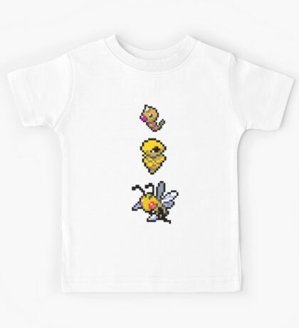 Beedrill Evolution Kids Tee
