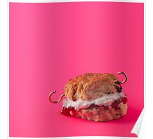 Hooked On Sugar; Scone Poster