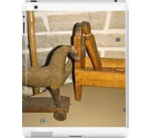 Children's Toys - build to last iPad Case/Skin