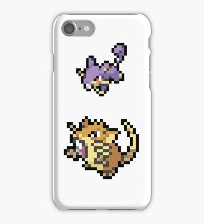Raticate Evolution iPhone Case/Skin