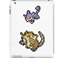 Raticate Evolution iPad Case/Skin