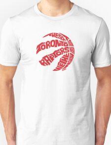 Toronto Raptors (Red) T-Shirt
