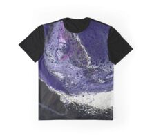 Sq4 Abstract Modern Painting Graphic T-Shirt