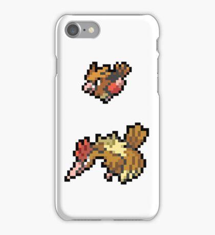 Fearow Evolution iPhone Case/Skin
