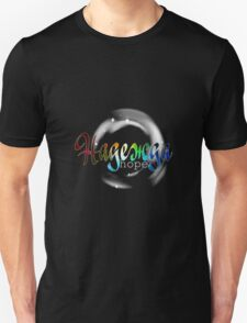 Hope надежда russia russian word with stars and glitter T-Shirt