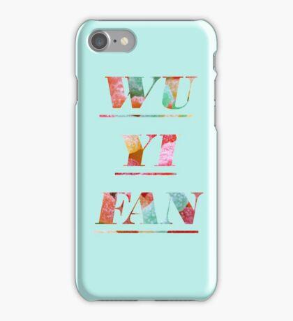 Wu Yifan: Sour Patch Kids iPhone Case/Skin