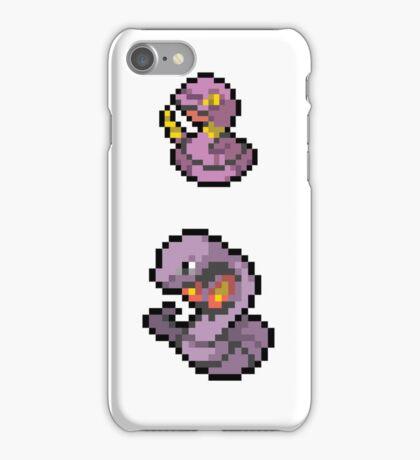 Arbok Evolution iPhone Case/Skin