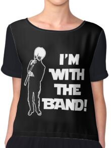 I'm With The Band Chiffon Top
