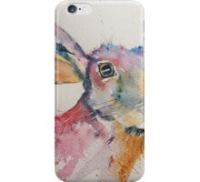 Happy Hare! iPhone Case/Skin