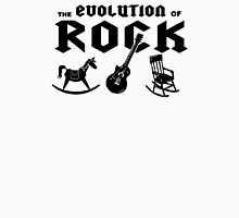 The Evolution Of Rock Unisex T-Shirt