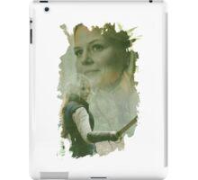 Emma Swan - brush effect iPad Case/Skin