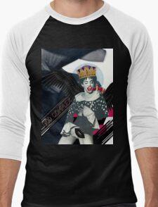 Madge <3 Men's Baseball ¾ T-Shirt